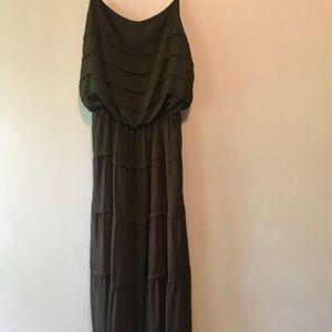 Max Studio Tiered Maxi Dress